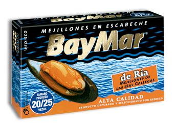 Mejillones - Baymar