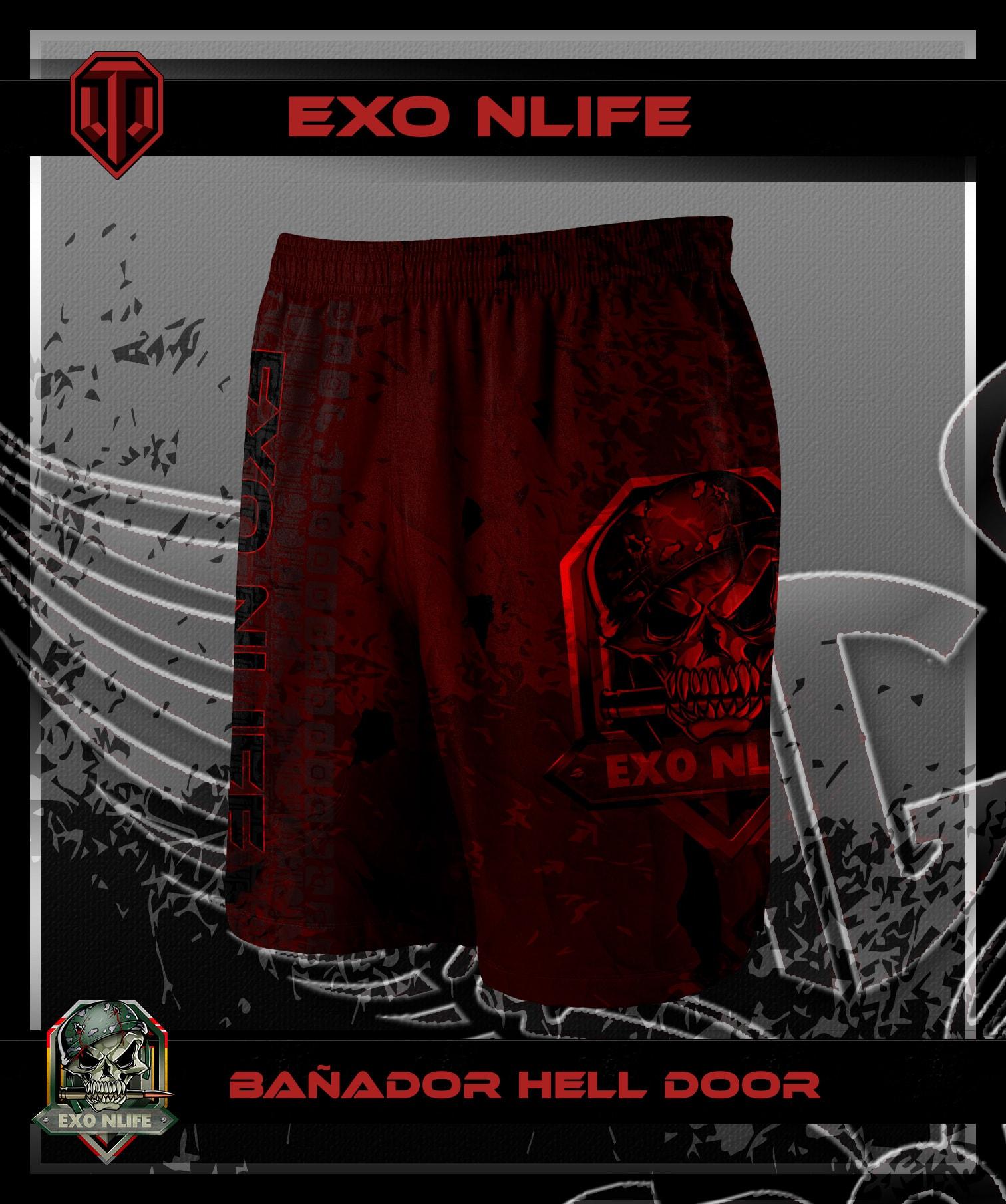 Bañador Hell Door