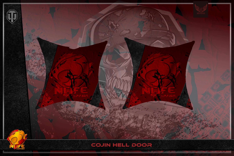 Cojin Hell Door