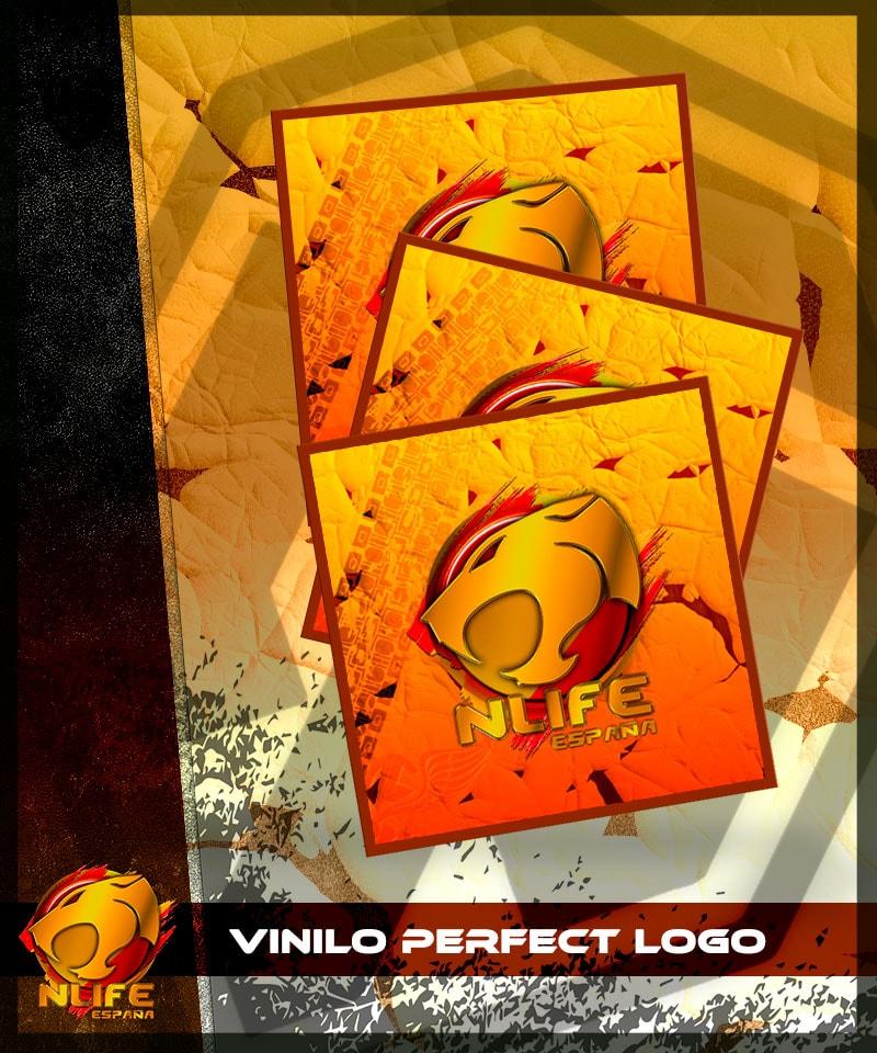 Pegatina Perfect logo