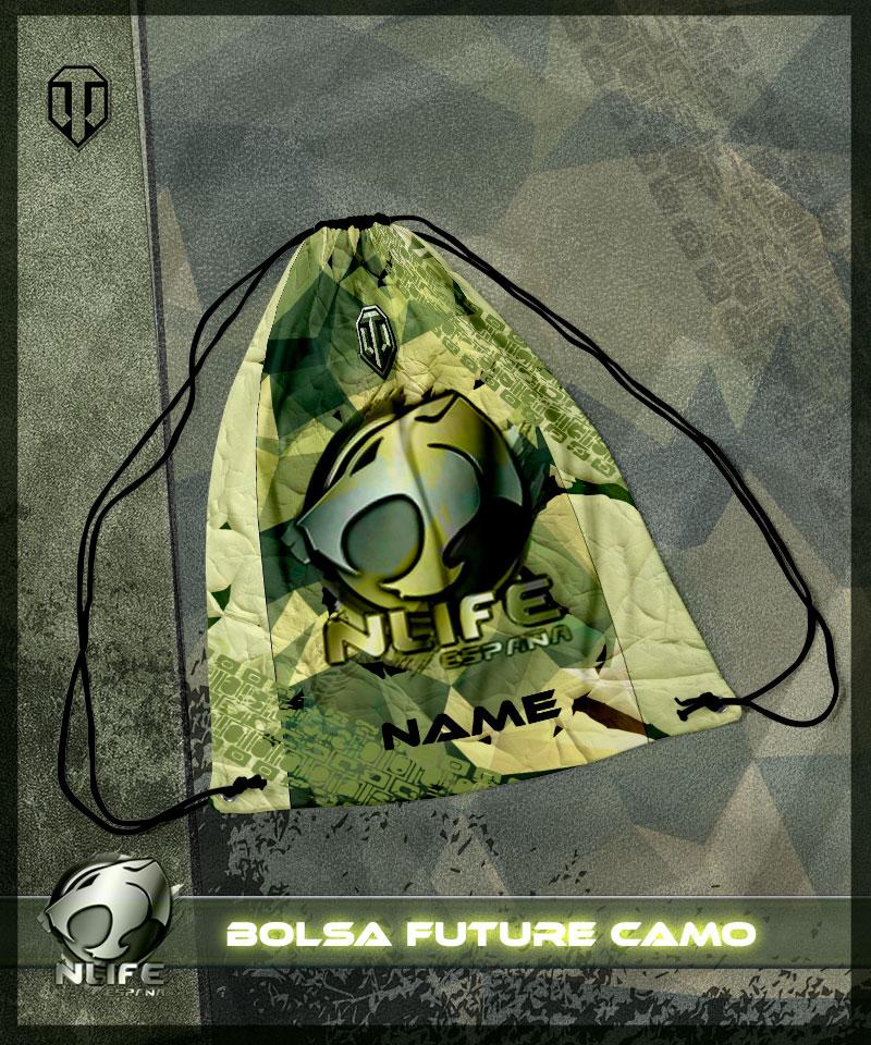 Bolsa Future Camo