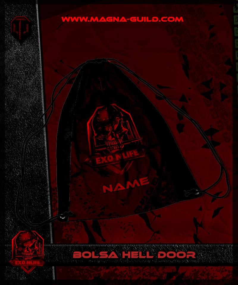 Bolsa Hell Door