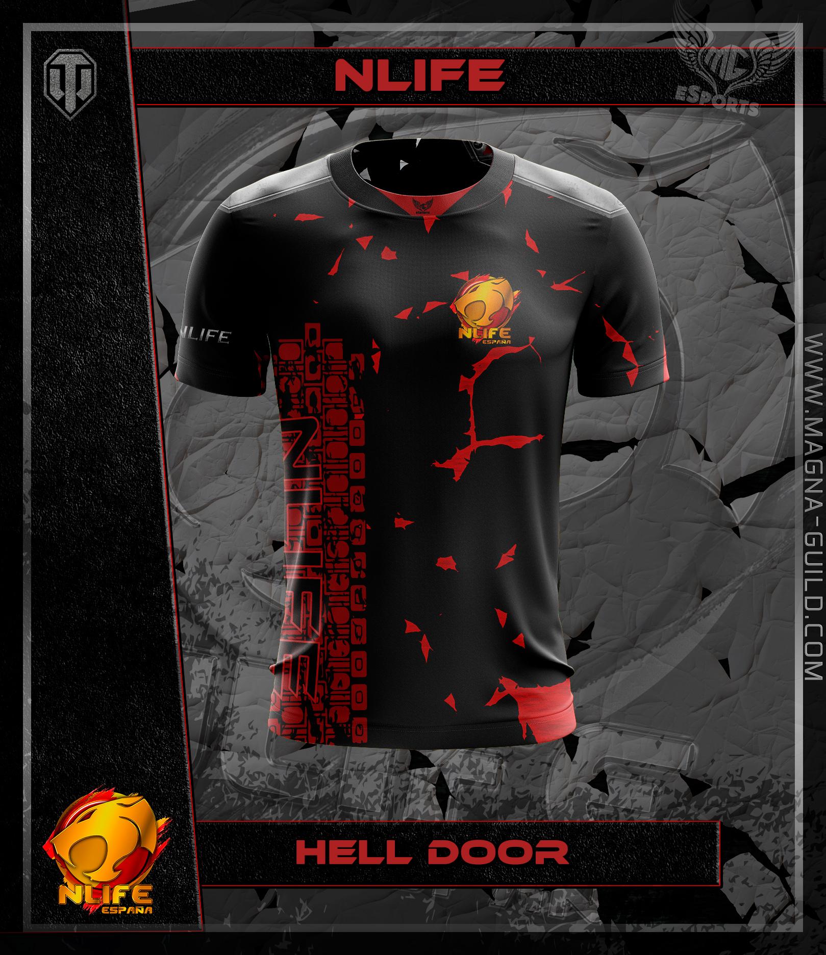 Hell Door Black