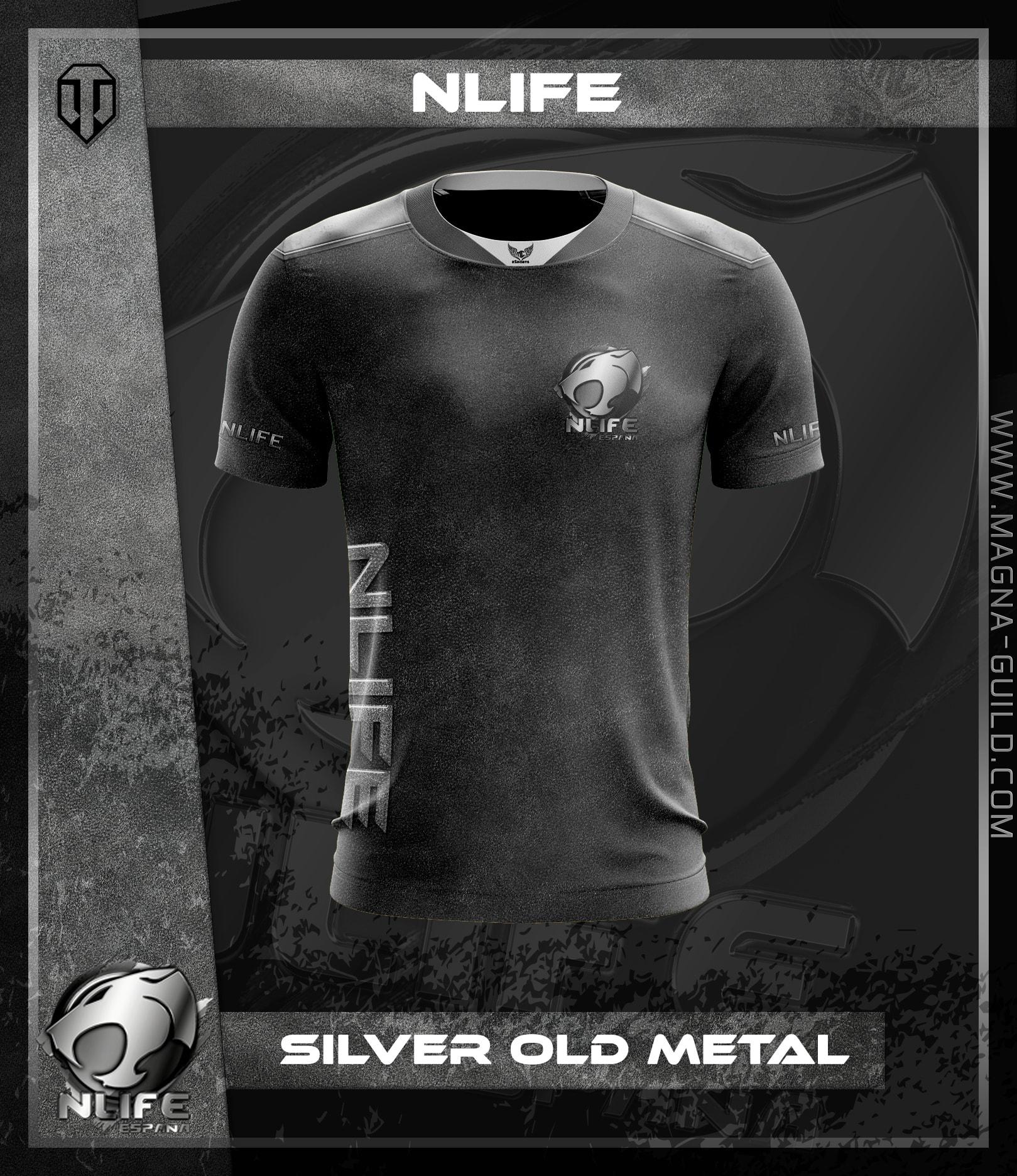 Old Metal Black