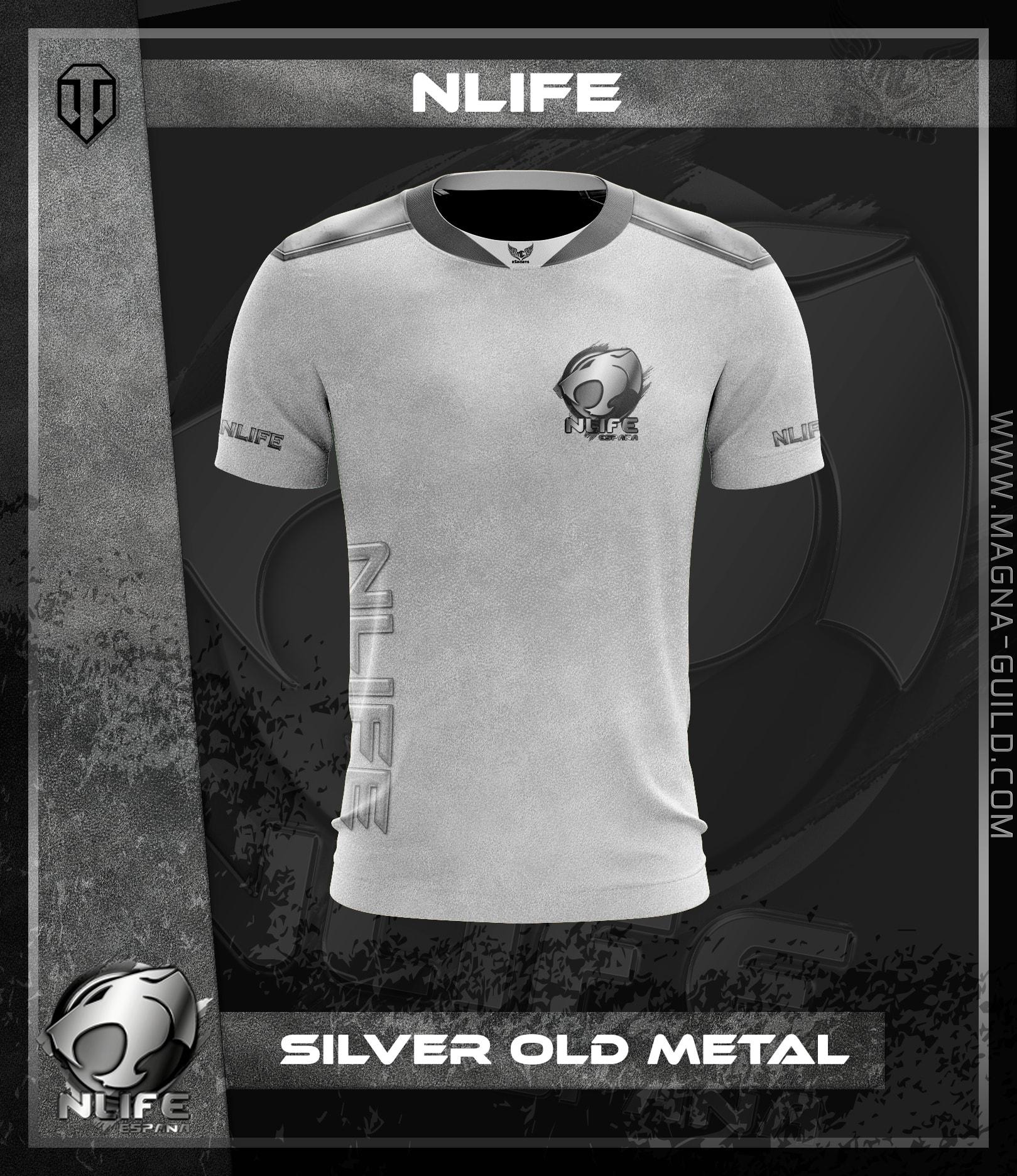 Old Metal White