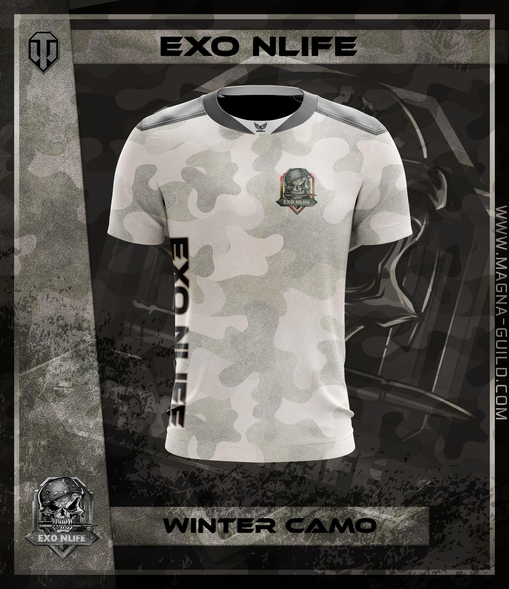 Winter Camo