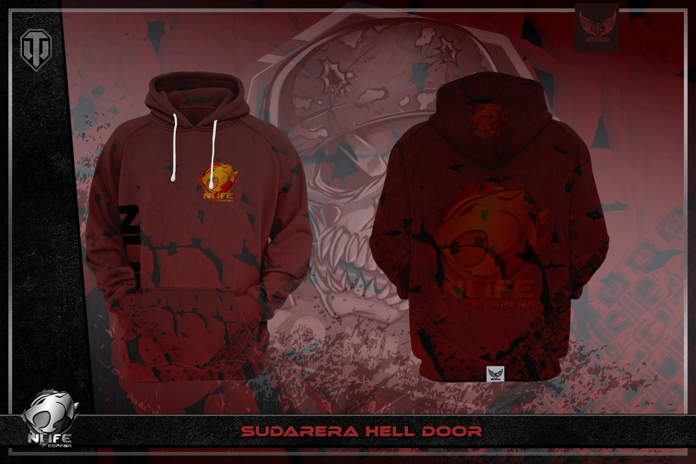 Sudadera Hell Door