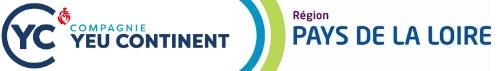 Logo Compagnie Yeu Continent et Région Pays de la Loire