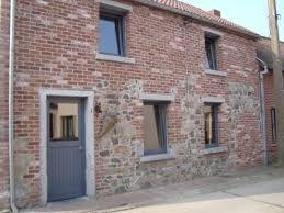 Maison briques ou pierres