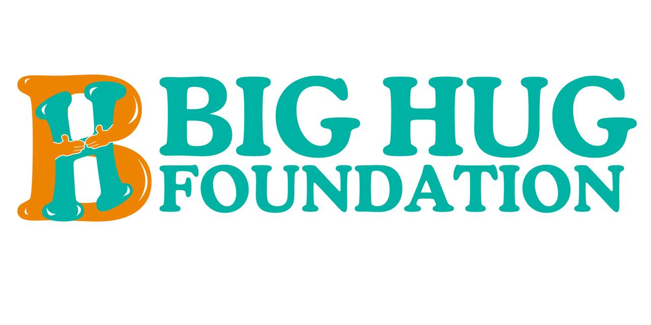 The logo of BIG HUG Foundation