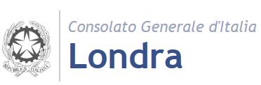 Consolato Generale D'Italia LONDRA