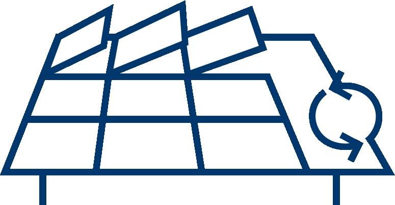 Dachsanierung + PV