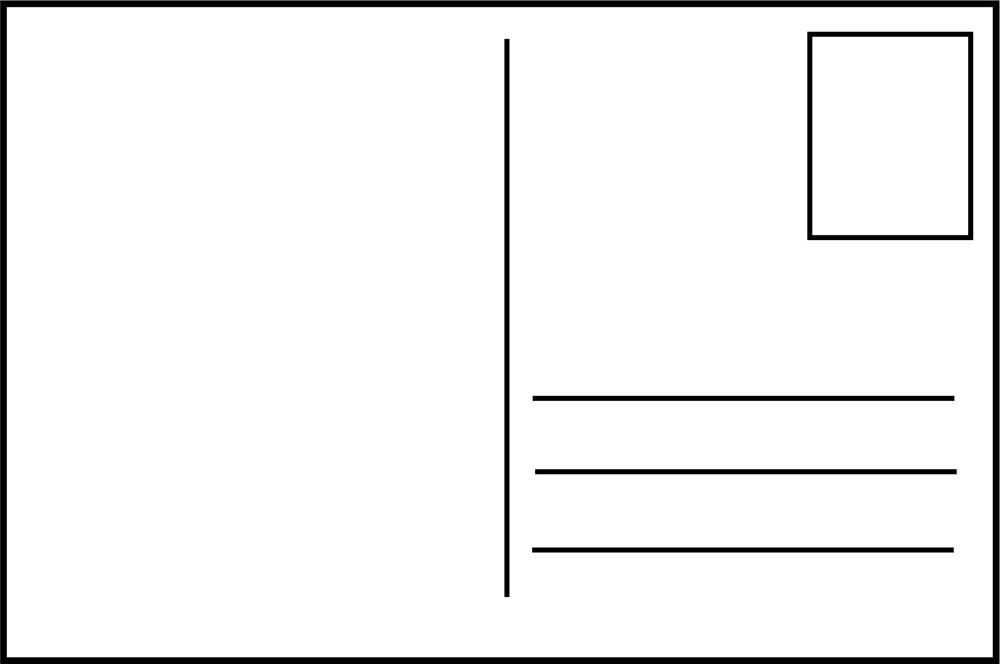 Postal (Diversos Tamanhos)