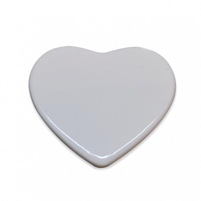 Coração em Cerâmica