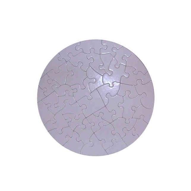 Puzzle Magnético Redondo