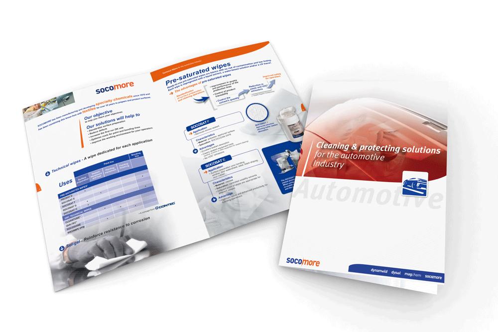 Advanced Aerospace Coatings Solutions  Brochure from Mäder Aero