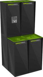 Greenrock mit Notstrom (3-pahsig)