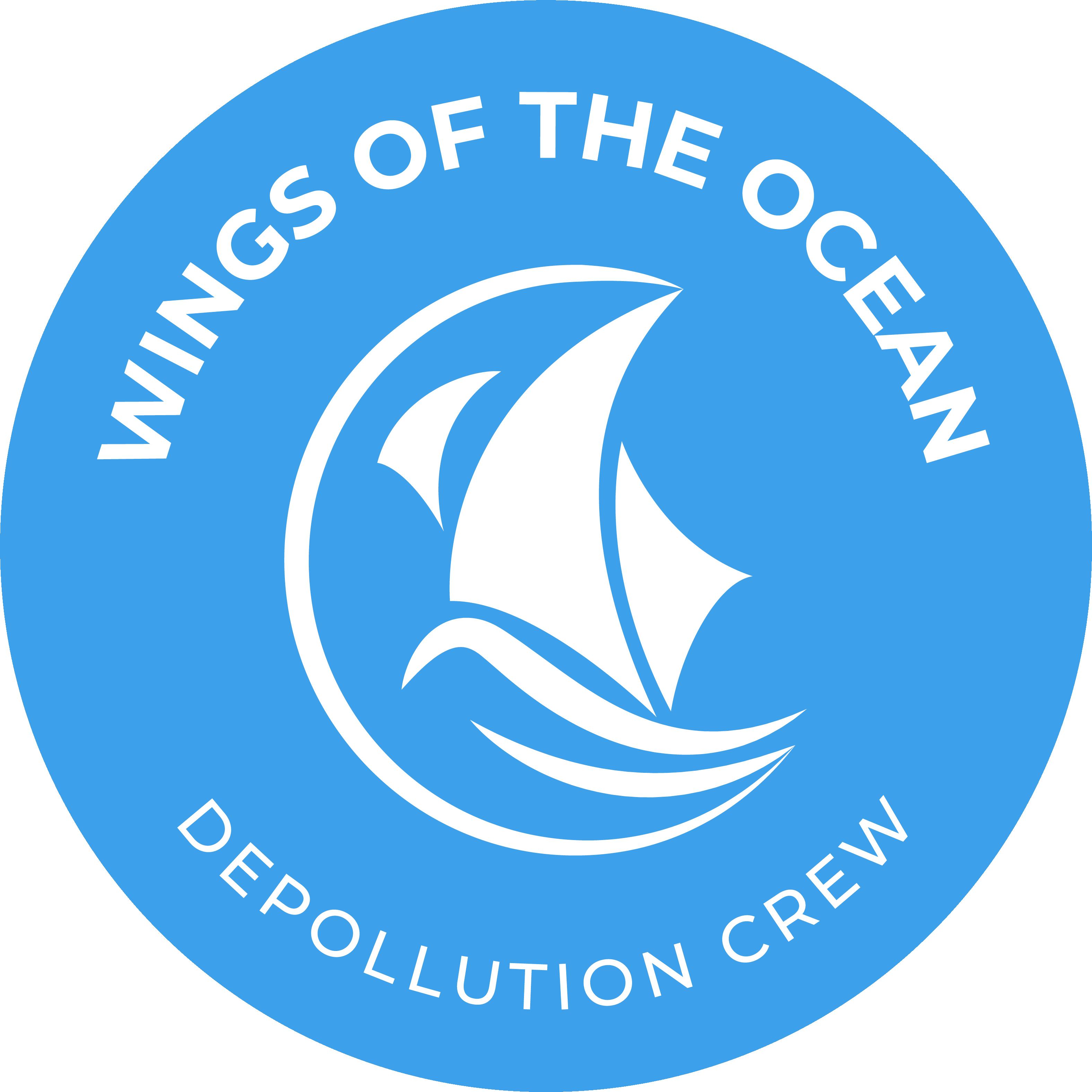 Logo_Wings of the Ocean-Depollution Crew