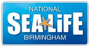 Sea Life Centre Birmingham Competition