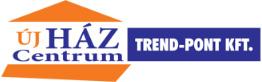 újHÁZ Centrum Trend-Pont Kft logó