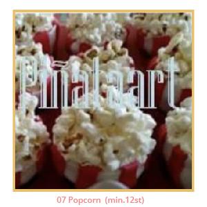 07 Popcorn (min.12st)