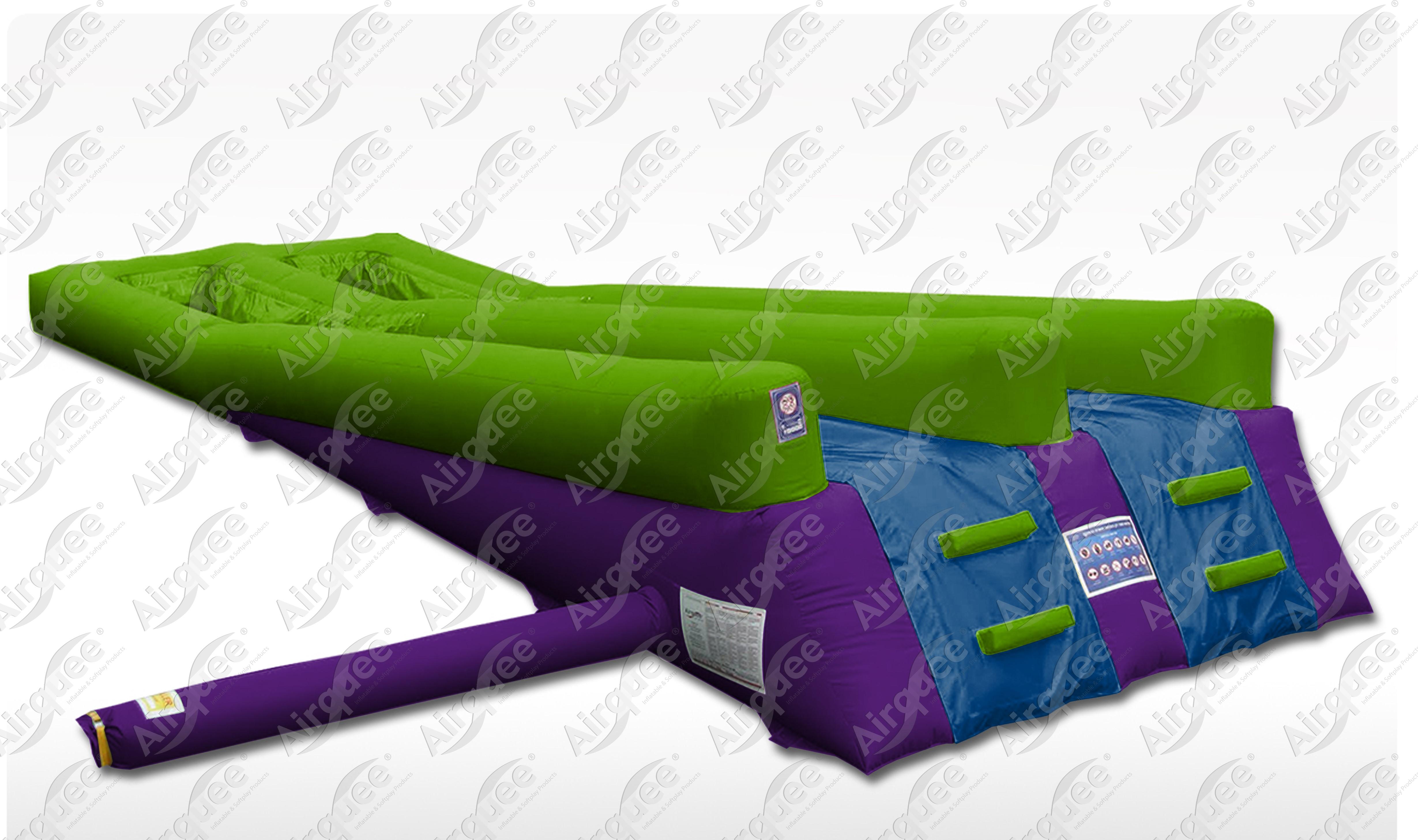 Mini inflatable Water slide