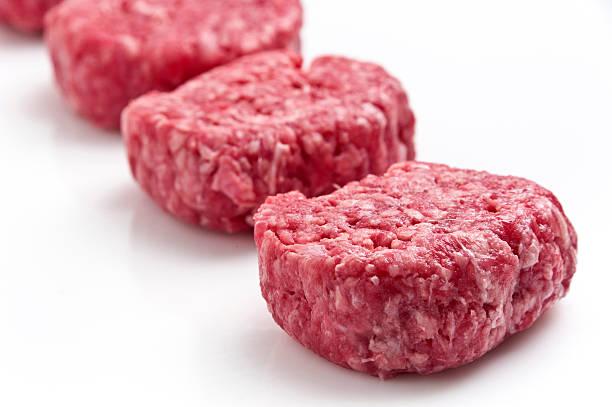 Mini BBQ Hamburgers